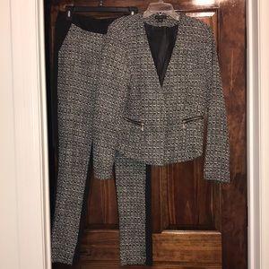 Cute Tweed Suit